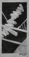 Drawing for Printmaking 4 by BrielleCoppola