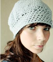 Crocheted hat + tutorial by maedchenmitherz