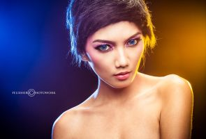 beauty - colorful fashion by felixheru