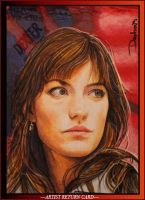 Officer Debra Morgan by DavidDeb