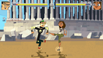 Total Drama Fighters - Videogame! (video in descr) by ViluVector