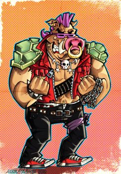 Bebop by cool-slayer