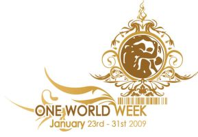 One World Week - Logo II by FreddyC