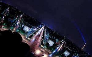 Paris Night by peehs
