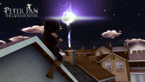 Peter Pan The Land of Forever by fran444