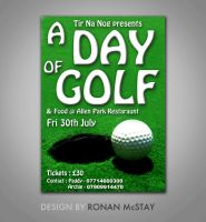 A Day of Golf by RonanMcS