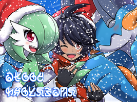 Christmas Greetings from Kalos by Mgx0