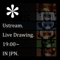 live drawing by kicdoc