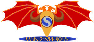 Draconid Imperium - Imperial Crest by Spacer176