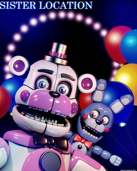 Funtime Freddy Poster by GamesProduction