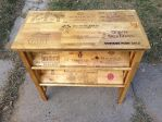 Wine Table by CFWoodworks