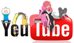 YouTube Button by Kawaii-Okami