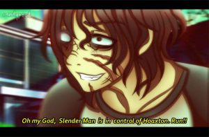 fanart Hoaxton anime screenshot~~ by CandyPout