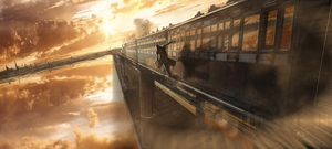 Soaring - Assassin's Creed Syndicate Fan Art by BB22Andy