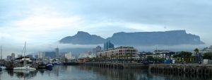 Table Mountain by fartprincess