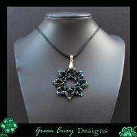 GED's flower by green-envy-designs