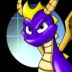 Spyro tha dragon by kudohazamasan