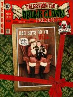 Bad Boys Go To Hell - Affiche by misfitmalice