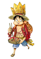 Luffy render ~ by hanksss