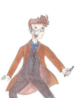 the10th Doctor by doodledisney28