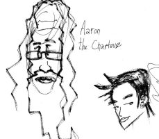 Aaron And Chris by breshvic