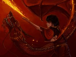Zuko by tazrandus