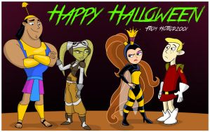 Halloween 2014 by hotrod2001