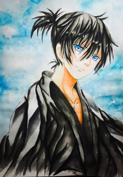 Noragami- Yato  (INstockee) by Fhilippe124