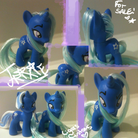 The Great and Powerful Brushable Trixie! FOR SALE! by FireflyLC