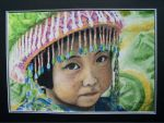 Thai girl by lalitpatanpur