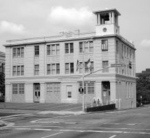 Old Central Fire Station by ramblinman81