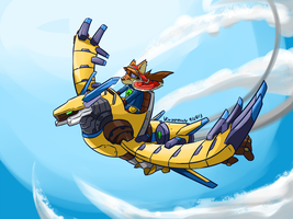 Flying mode by Vent-Kazemaru
