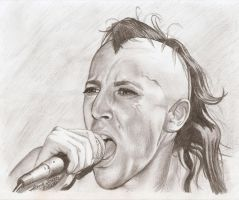 Maynard James Keenan by Artistic-mama84
