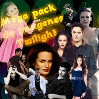 Mega pack imagenes Twilight! by jess189