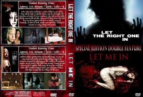 Let the Right one in - Let me in Double feature by Kyukitsune