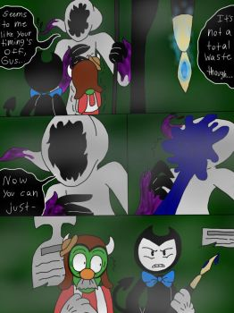 The Curse of the Black Ink .:Pg 49:. by ShinySmeargle