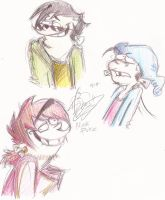 EEnE HS sketches by OpticBlast00