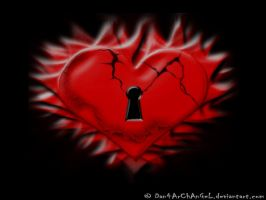 Locked Heart by Dan4ArChAnGeL