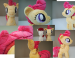 Scootaloo Plushie Detail Photos by greepix