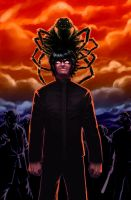 Devilman - Spider Demon by Decepticoin
