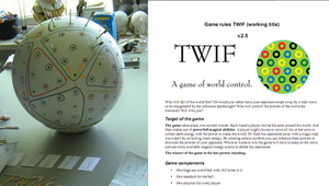 Twif - a game of world control by LuckyBastaveren