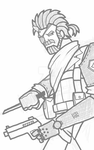 Venom Snake by NightShadow02
