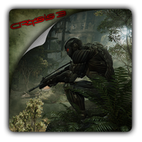 Crysis 3 v2 icon by Themx141