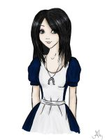 Alice Madness Returns by Black-and-Red-Dress