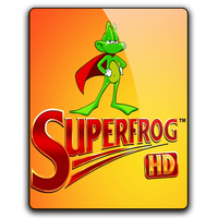 Superfrog HD by dylonji