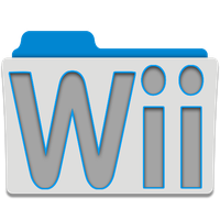 Wii Folder Icon by mikromike