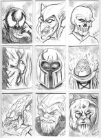 Sketchcard Dump 5 by NickMockoviak