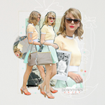 + Downtown swift by liveinmyheart