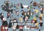 Cover Art - A Clash of Kings Drawing Project by apoiaf