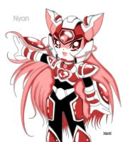 Nyan New Look. by xenon001